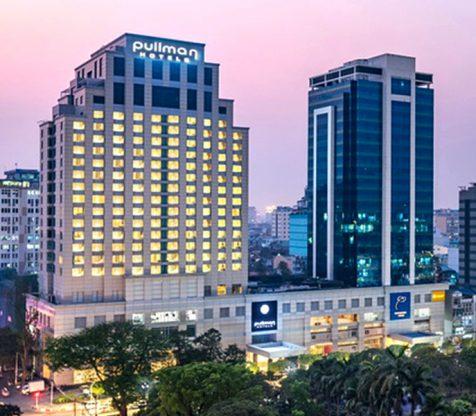 Pull Man Yangon