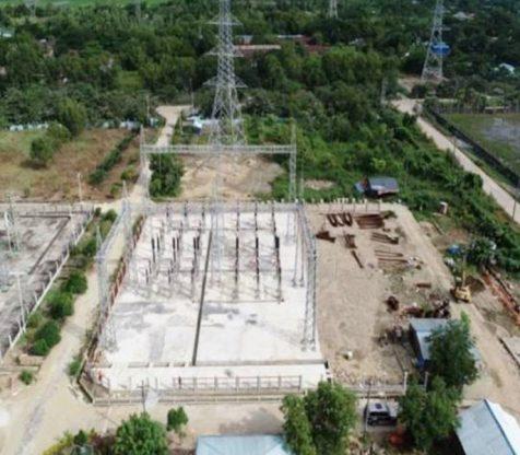 230 kV Wartayar – Hlawga Transmission Line (10 miles) Extension  and  Sub- Station