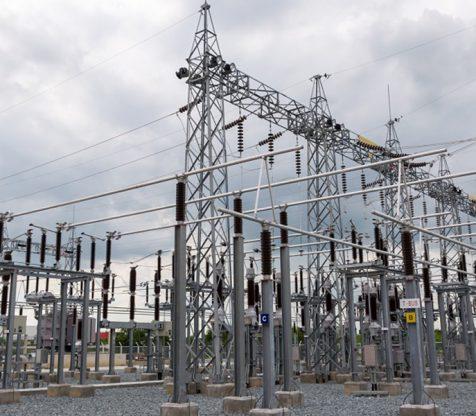2 x 500kV Substation at Phayargyi and Hlaing Tharyar Substation