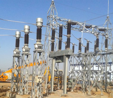 66 kV Moemate – Mabein Transmission line and Sub – Station