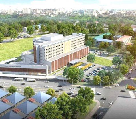 New Yangon Specialist Hospital